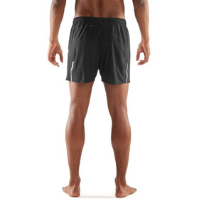 Skins Plus Network 4 Inch Hardloop Shorts Heren zwart